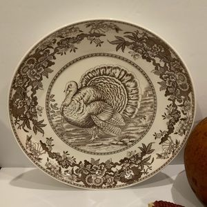 Spode Turkey Platter 🦃